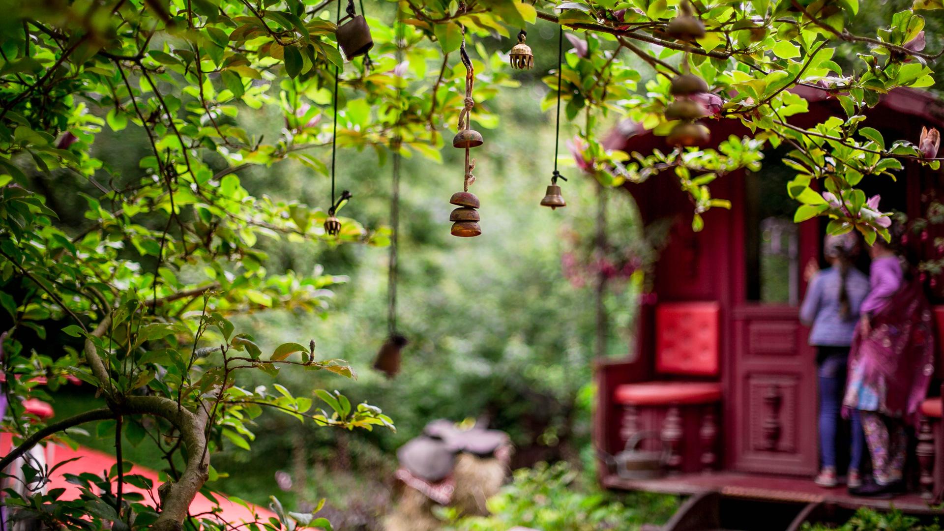 Les Jardins Du Moulin Paysagiste le moulin jaune | le jardin-théâtre